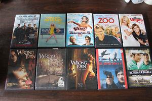 DVD films excellent état de 3$ à 6$ chaqu