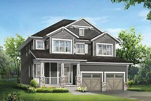 Beaumont is fastest growing - showhome model backing golf course