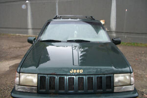1994 Jeep Grand Cherokee SUV, Crossover