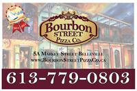 Bourbon Street Pizza is Hiring Cooks