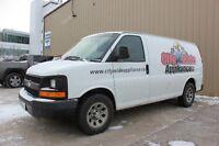 2009 Chevrolet Express 1500 Cargo Van