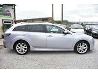 Mazda Mazda6 2.5 SPORT ESTATE 2009 MODEL + RARE PERFORMANCE ESTATE+