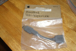 Apple PowerBook Video Cable