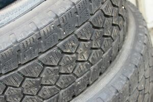 Toyo Open Country - winter tires 275-70-18