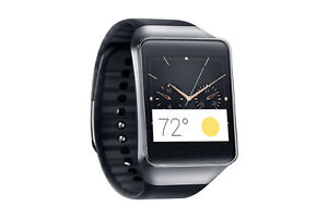 New / Open Box Samsung Galaxy Gear Live Android Wear Smartwatch