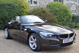 BMW Z4 2.5i 2009 sDrive23i, 74K MILES, FULL BMW S/HISTORY, NEW MOT,