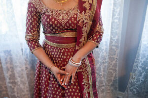 Beautiful Indian Bridal Lengha for sale!
