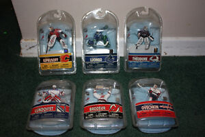 McFarlane NHL Miniature Figure Collectibles