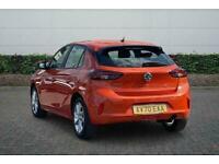 2020 Vauxhall Corsa 1.2 SE 5dr Hatchback Manual Hatchback Petrol Manual