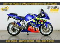 2002 02 SUZUKI GSXR 600 - PART EX YOUR BIKE