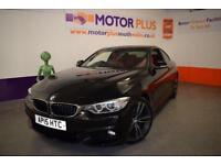 2015 15 BMW 4 SERIES 2.0 420D M SPORT 2D 188 BHP DIESEL