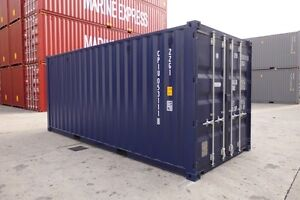 20' One Trip New Build Shipping Containers $2800+GST SALE! Melbourne CBD Melbourne City Preview