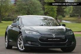 image for 2014 Tesla Model S ALL MODELS ** ONLY 26.000 MILES + PAN ROOF Auto Hatchback Ele