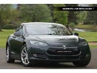 2014 Tesla Model S ALL MODELS ** ONLY 26.000 MILES + PAN ROOF Auto Hatchback Ele