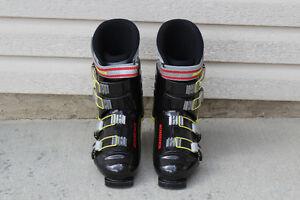 Skis, Boots, Poles & Ski Bag For Sale Edmonton Edmonton Area image 2