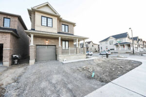 Brand New 3 Bedrooms Detached Home for Rent