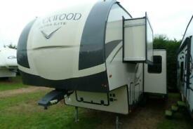 2021 Rockwood 2781BH Bunkhouse • 5th Wheel American Caravan RV • Tour and Site