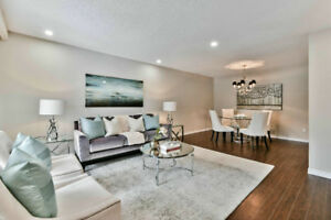 BEAUTIFUL NEWLY RENOVATED BUNGALOW IN BRAMPTON! 5BR + 2 BATH