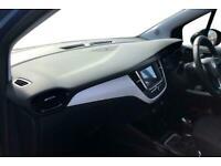 2020 Vauxhall CROSSLAND X Crossland X 1.2 [83] Griffin 5dr Hatchback Hatchback P