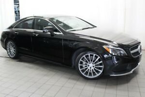 2015 Mercedes-Benz CLS550 4MATIC Coupe