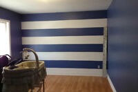 Spring Specials. Professional Painting Services. Fully Insured.