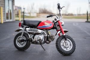 wanted; vintage 3 wheeler or dirt bike