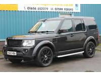 2014 LAND ROVER DISCOVERY 3.0 SDV6 COMMERCIAL XS AUTO DIESEL, LEATHER SEATS, SAT