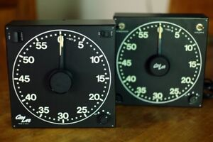 Gralab photographic timers