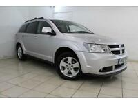 2010 10 DODGE JOURNEY 2.0 CRD SXT 5DR AUTOMATIC 138 BHP DIESEL