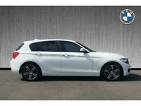 2019 BMW 1 Series 118i Sport 5-door Hatchback Petrol Manual