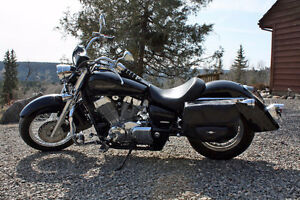 2005 Honda VT750C Shadow Aero, low miles, excellent condition…