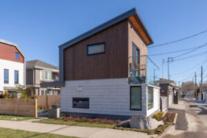 East Van New Laneway House for rent, close to everything