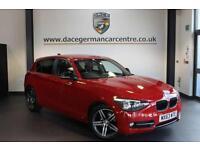 2013 63 BMW 1 SERIES 1.6 116I SPORT 5DR 135 BHP
