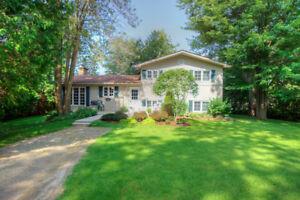 Balsam Lake Waterfront Property - 32 Iris Drive