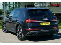 2020 Audi Q7 Black Edition 50 TDI quattro 286 PS tiptronic Estate Diesel Automat