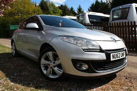 Renault Megane 1.6 16v ( 110bhp ) 2012MY Dynamique Tom Tom