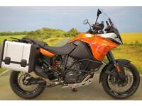 KTM 1190 ADVENTURE 2014**ELECTRONIC ADJUSTED SUSPENSION, ABS, PANNIERS**