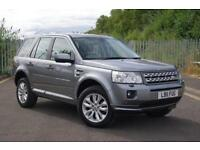 Land Rover Freelander Sd4 Hse DIESEL AUTOMATIC 2011/11