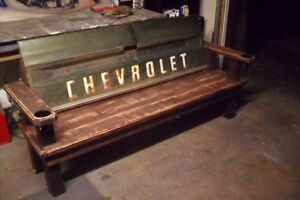 tailgate benches
