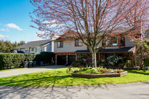 Completely renovated Cloverdale home - inside and out!