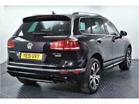 2015 Volkswagen Touareg 3.0 TDI V6 BlueMotion Tech R-Line SUV 5dr Diesel Tiptron