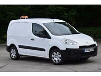 1.6 HDI PROFESSIONAL L1 850 5D 90 BHP SWB AIR CON DIESEL MANUAL VAN 2013