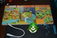 Leap Frog Leap Reader Junior and Books