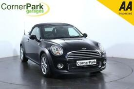 2014 MINI ROADSTER COOPER CONVERTIBLE PETROL