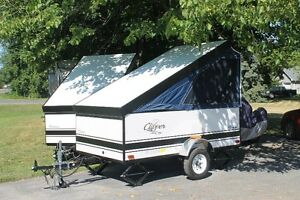 2017 Clipper camping trailer