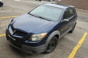 2003 Pontiac Vibe Hatchback in Running Condition