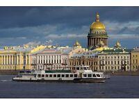 Russian class one-to-one via Skype