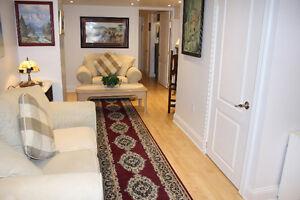 Luxury 1 Bedroom Apt for rent Hull/Gatineau 8mins to Ottawa