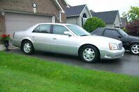 2003 Cadillac DeVille Northstar Sedan - CLEAN