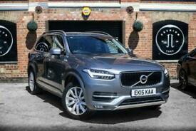 image for 2015 Volvo XC90 2.0 D5 MOMENTUM AWD 5d AUTO 222 BHP Estate Diesel Automatic